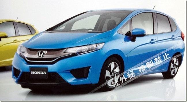 新型フィット2013の最新情報を公開!価格、燃費、デザインなど