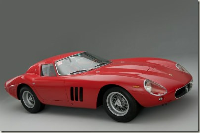 photo:1963 Ferrari 250 GTO chassis