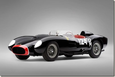 photo:1957 Ferrari 250 TR
