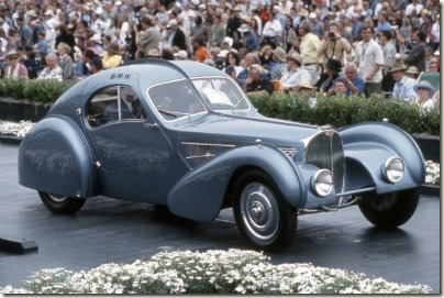 photo:1936 Bugatti Type 57SC Atlantic