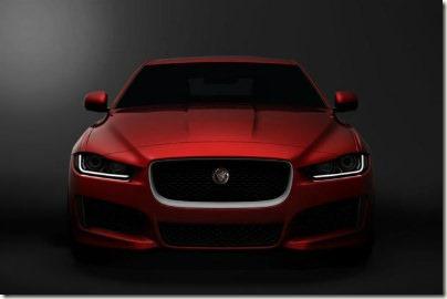 ジャガーの新型セダン「XE」が9月に発表予定
